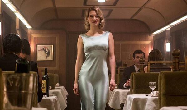 Lea Seydoux Bond Girls in Spectre