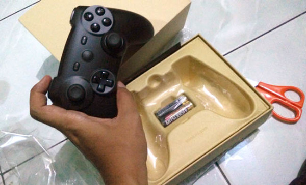 Isi Box Review Xiaomi Gamepad Indonesia