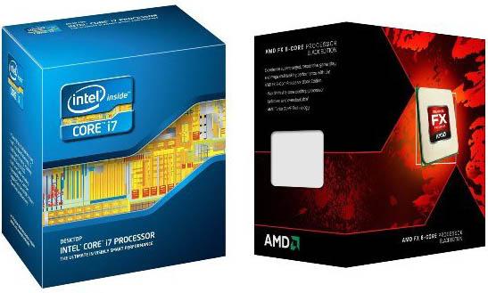 Pilih AMD atau Intel Yang Terbaik