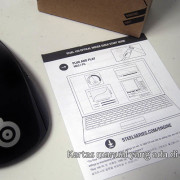 Kertas Manual Mouse Steelseries rival 100 PC Bang