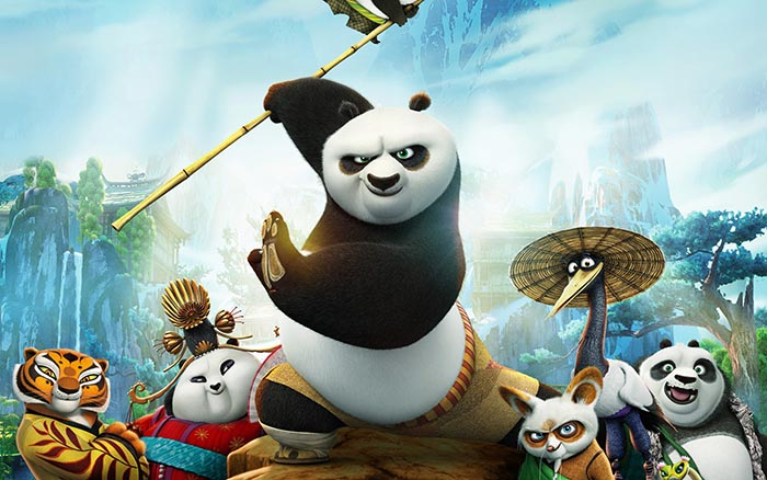 review cerita film Kungfu Panda 3 Bahasa Indonesia
