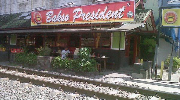 Bakso President Khas Kota Malang