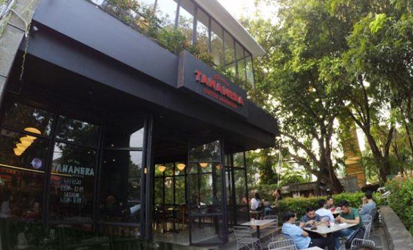 Lokasi Tanamera Coffee Kebayoran