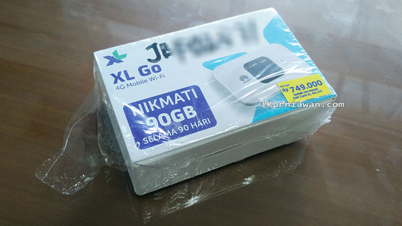 Harga Modem Wifi XL Go