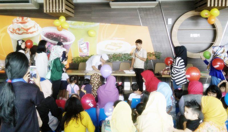 Belajar Membuat Donat di Bandar Lampung