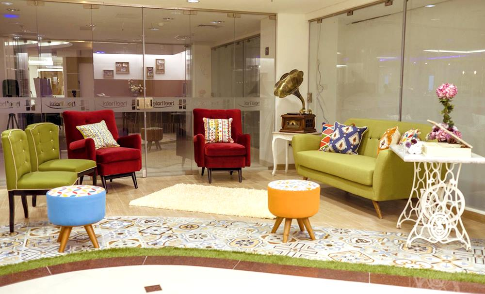 Lobby Heef Hotel Jakarta review