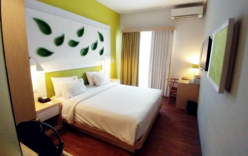Kamar Joy Double Bed Shakti Hotel Bandung