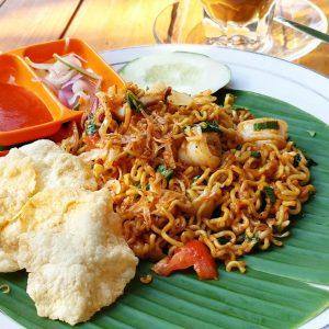 Mie Goreng Seafood Aceh Canai Mamak KL