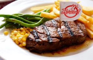 Harga Steak di Holycow Jakarta Utara