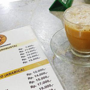 Kopi Sanger Solong Khas Aceh