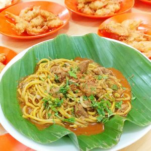 Kuliner Mie Aceh bardi