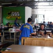 Makan Sate Klathak Yogyakarta