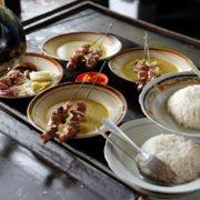 Menu Sate Klathak Pak Jede Yogyakarta