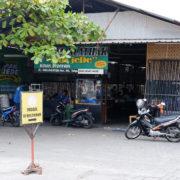 Sate Klathak Pak Jede Yogyakarta