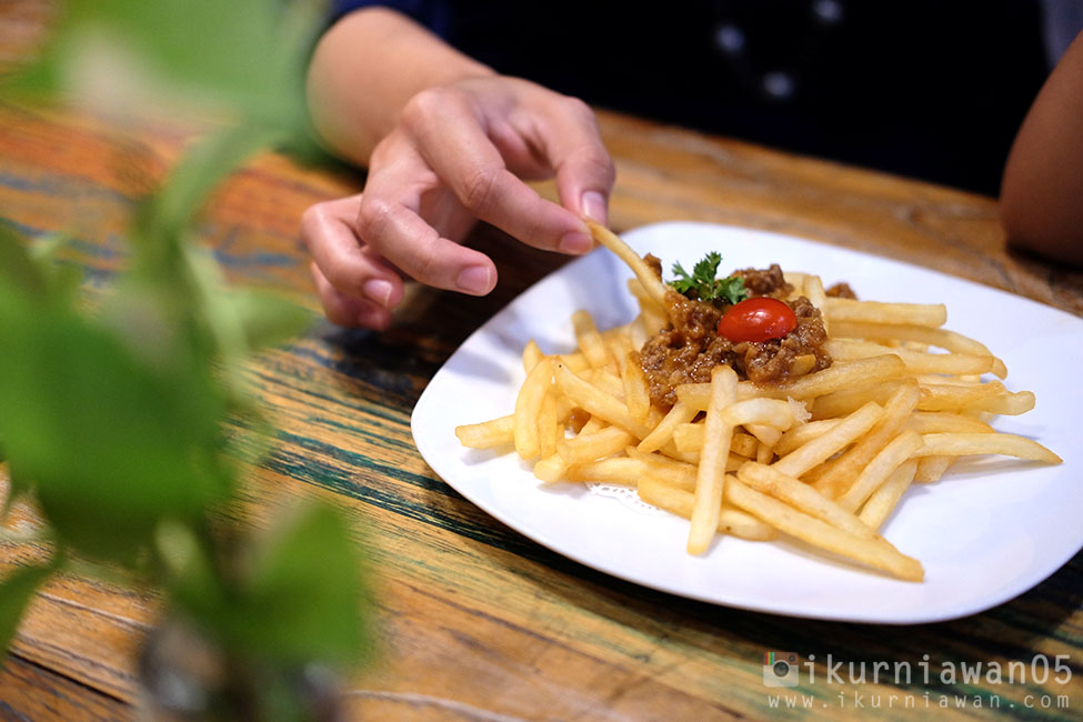 Bolognese French Fries Grannys Nest Bandar Lampung
