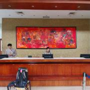 Resepsionis Hotel Novotel Semarang