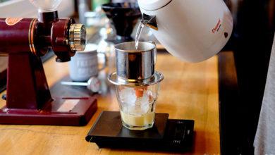 Vietnam Drip Coffee Bandar Lampung