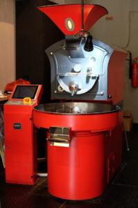 Alat Roaster Kopi di Coffee Shop Thamrin