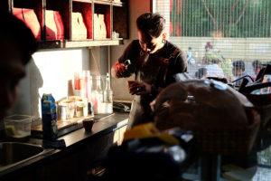 Barista Tanamera Coffee Thamrin Jakarta Pusat