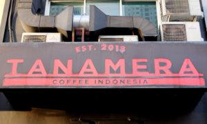 Minum Kopi di Tanamera Coffee Thamrin