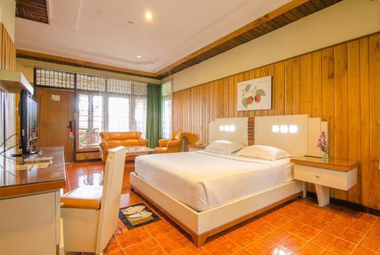 Kusuma Agrowisata Resort Review