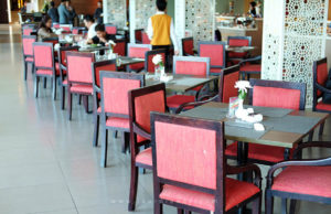 Restauran Hotel Emersia Bandar Lampung