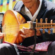 Alat Musik Gambus Lampung