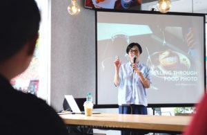 Pembukaan Workshop Food Photography Maxx Coffee