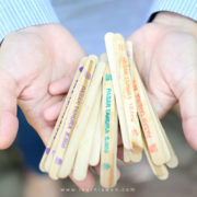 Uang Untuk Jajan di Pasar Tahura Lampung