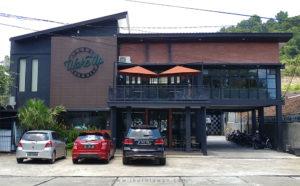 Cucian Mobil Kafe Wake Up Cafe Bandar Lampung