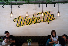 Wake Up Cafe Car Wash Bandar Lampung