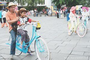 Ngabuburit BUlan Ramadhan di Kota Tua Jakarta