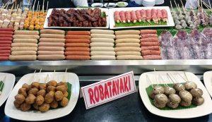 Pilihan Makan Robatayaki All You Can Eat Jakarta