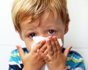 Mengobati batuk pilek bayi dan anak