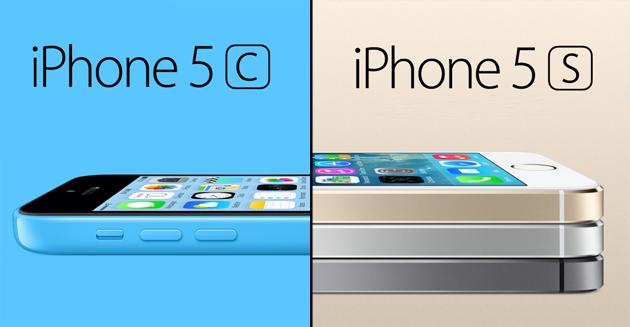 harga iphone 5S dan 5C