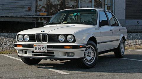 BMW Bergaya Retro