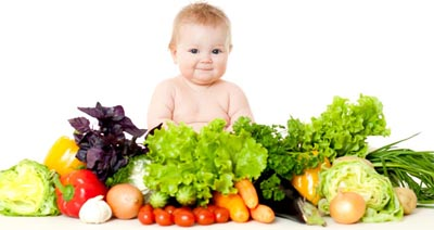 makanan baik untuk perkembangan otak anak