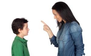 berkata jangan pada anak