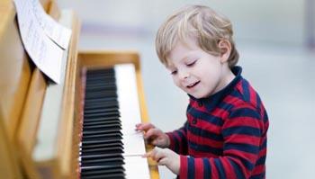 musik kecerdasan otak anak