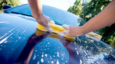 tips cara mencuci mobil dengan benar