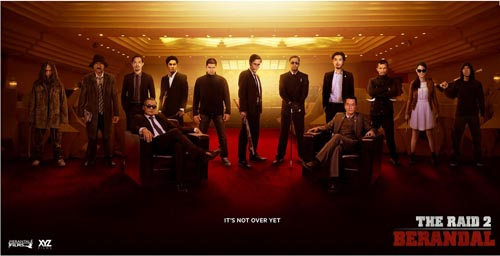 sinopsis review film the raid 2 berandal