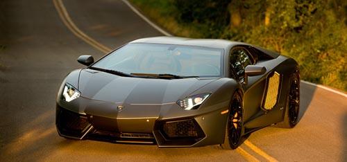 Lamborghini Aventador Film Transformers 4