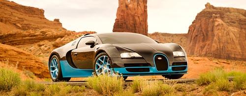 Bugatti Autobot transformers 4