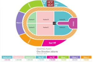 beli tiket konser one direction