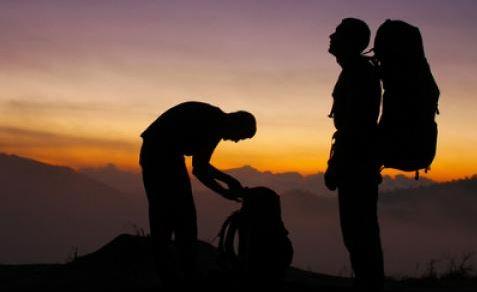 latihan untuk mendaki gunung