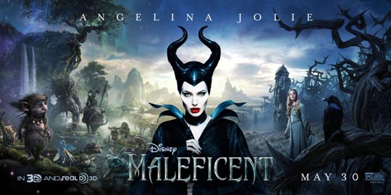 Maleficent film terbaru angelina jolie