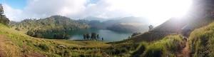 Danau Ranukumbolo Gunung Semeru