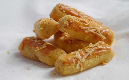 resep finger food kue keju bayi