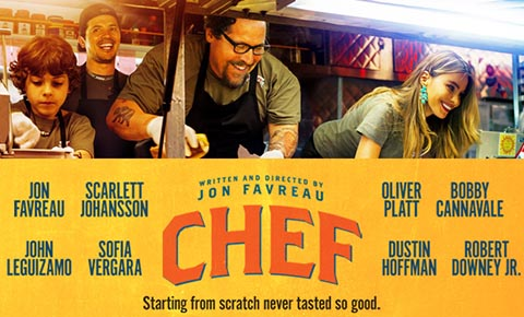 review cerita film chef 2014