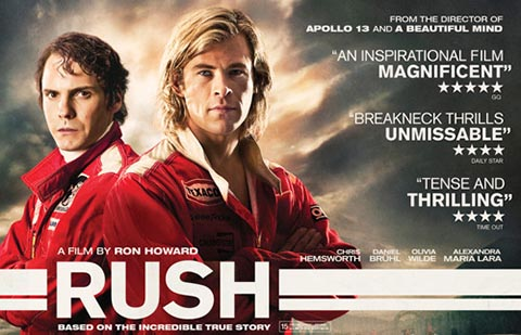 sinopsis review film Rush 2013